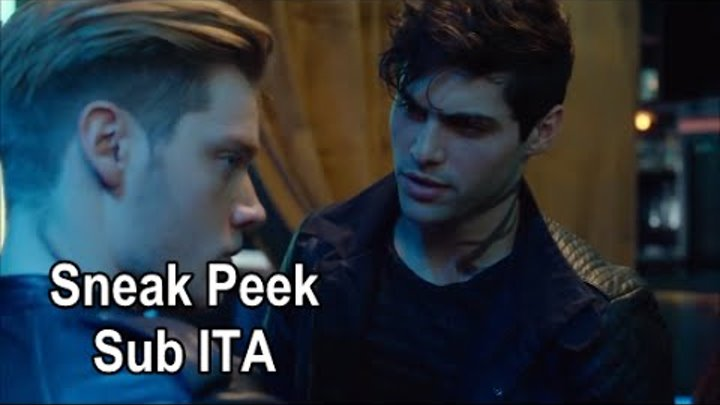 Shadowhunters Episode 1x02 Sneak Peek 4 Sub ITA 'The Descent Into Hell Is Easy'
