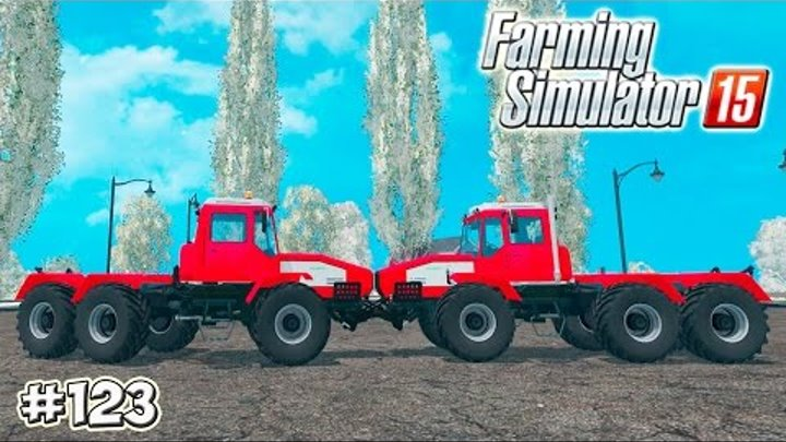 Farming Simulator 15 моды: Трактор ХТА-300 «Слобожанец» (123 серия)