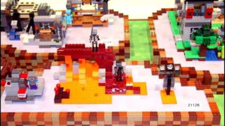 Lego Minecraft Summer 2016 Sets Pictures From The Nuremberg Toy Fair. Review.
