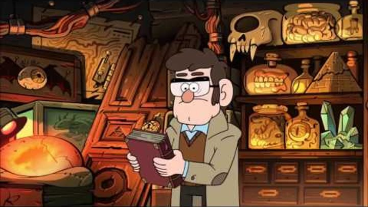 Гравити Фолз 3 сезон 2 серия | Gravity Falls 3 season 2 episode