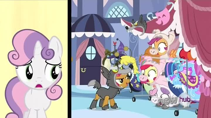 My Little Pony Friendship is Magic - Babs Seed (song) [HD]