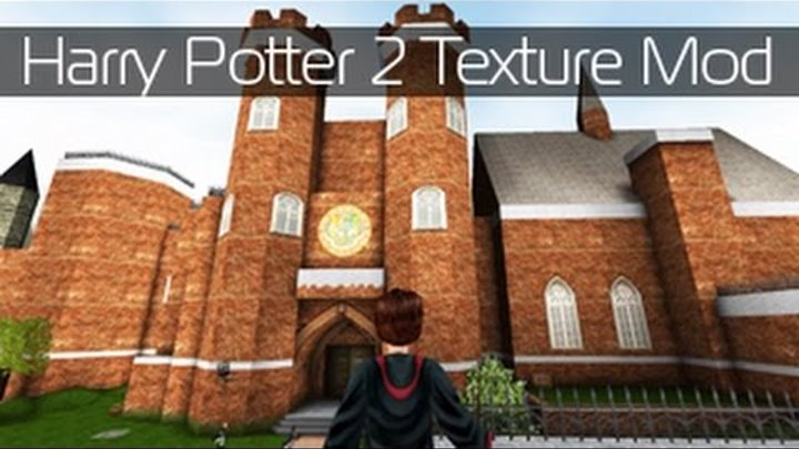Гарри Поттер 2 / Harry Potter 2 Texture Mod