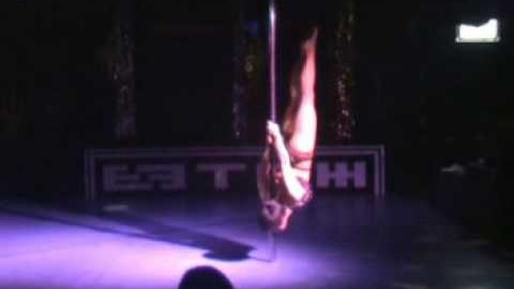 Танец на пилоне Sweetdreams pole-dance Divadance