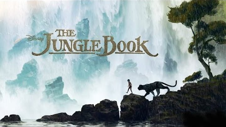 The Jungle Book - Full Movie 2016 HD - Official Book