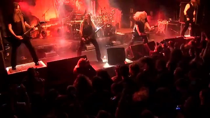 Amon Amarth - Bleed For Ancient Gods - Live - Bochum Zeche - 2008