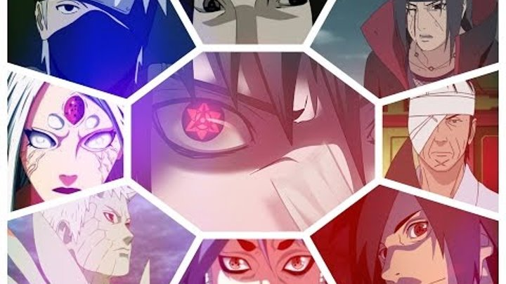 Naruto:Top 10 Strongest Mangekyō Sharingan Users (Naruto Shippuden,Naruto Gaiden,Boruto Movie)