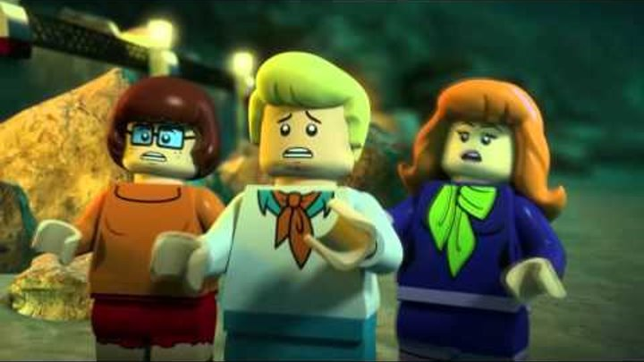 LEGO Scooby-Doo! Haunted Hollywood - movie studio Review with EXCLUSIVE Minifigure