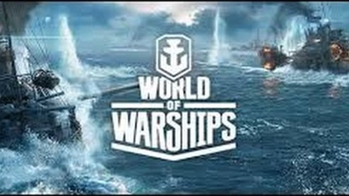 Летсплей world of warships by Azazin Full HD 60fps