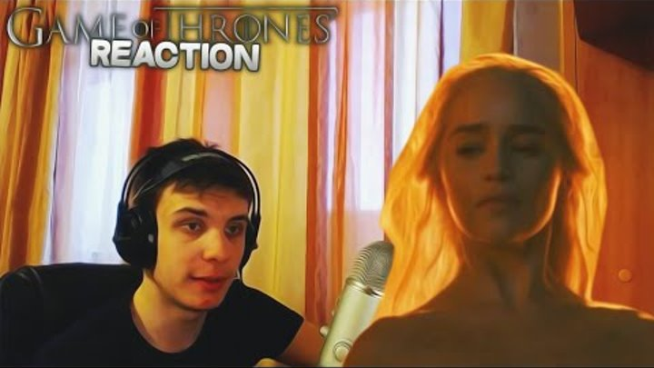 "Reaction | 4 серия 6 сезона ""Игра Престолов/Game Of Thrones"""