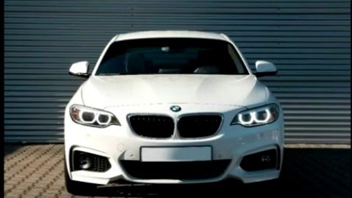BMW 2 series 220i Coupe M Sport
