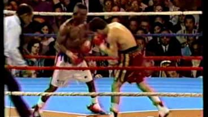 Meldrick Taylor vs Julio César Chavez (highlights)