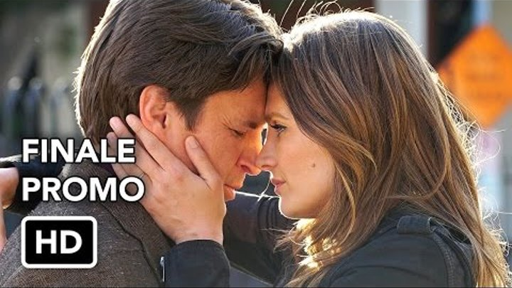 "Castle 8x22 Season 8 Episode 22 Promo ""Crossfire"" (HD)"