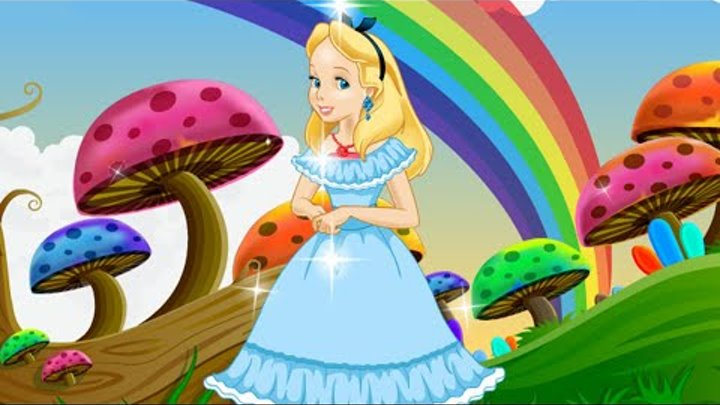 Alice Wonderland Fashion Dress up Games for Girl an boy (Алиса в Стране чудес)