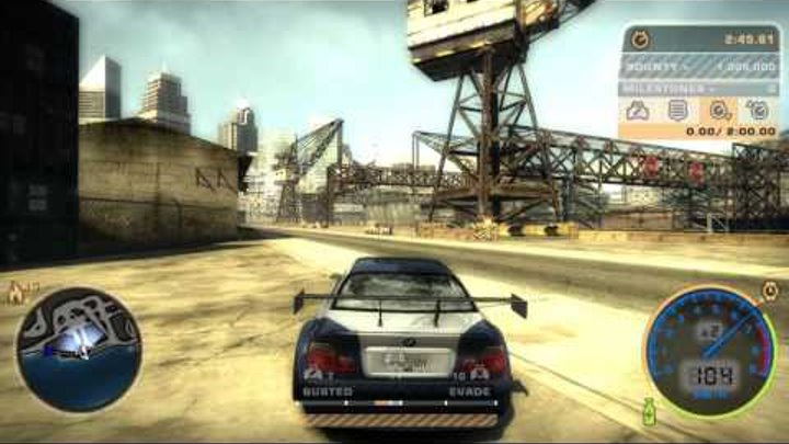 Need For Speed : Most Wanted - Gameplay Walkthrough : Part 17 FINAL PURSUIT HD 1080p