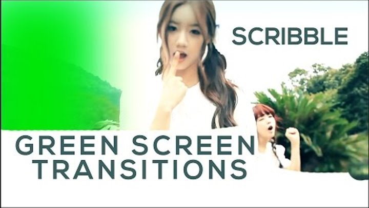 Green Screen Transitions