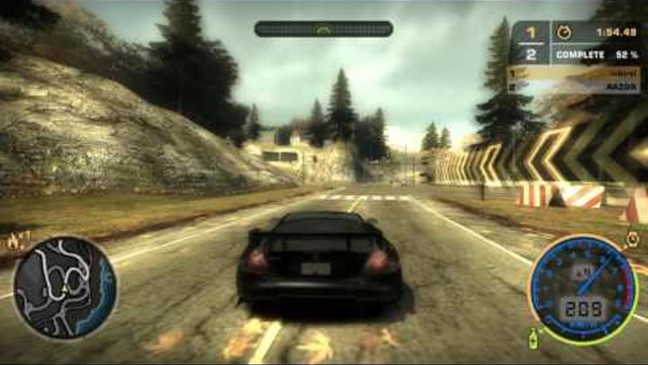Need For Speed : Most Wanted - Gameplay Walkthrough : Part 16 Rival #1 Razor HD 1080p