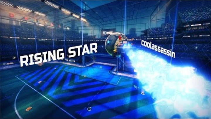 Rising star - Rocket League Montage - Coolassassin Full sync 1080p 60fps
