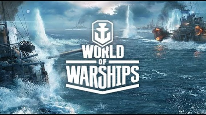 WORLD OF WARSHIPS ....