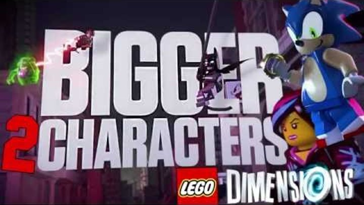 Lego Dimensions E3 Trailer – new Harry Potter and New Lego Dimensions 2 Characters