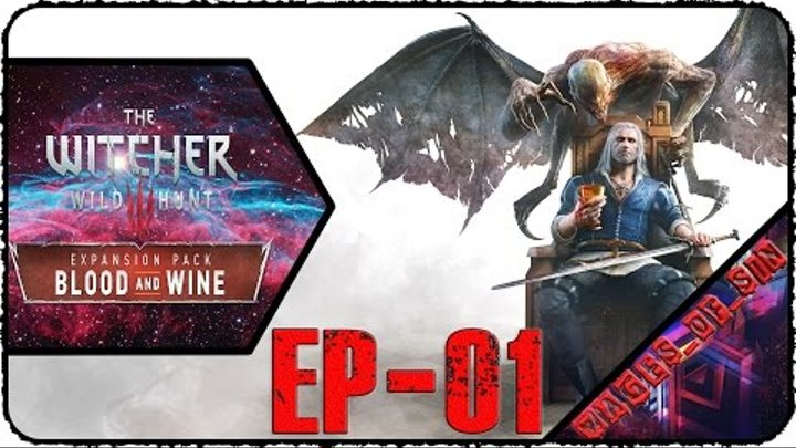 Witcher 3: Wild Hunt - Blood and Wine [EP-1] - Стрим - Наконец то он вернулся