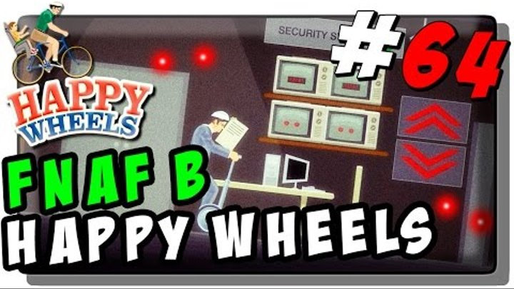Happy Wheels с Нептуном #64 ● Годный FNAF в Хэппи Вилс!