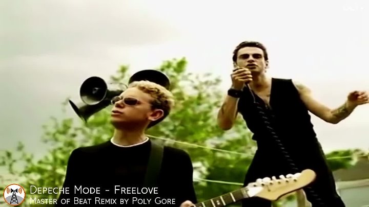 Depeche Mode - Freelove [Master of Beat Remix by Poly Gore]