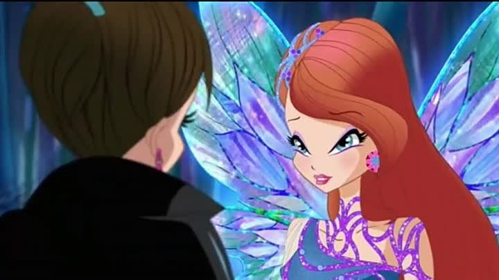 "Winx Club - World of Winx 1 сезон 2 серия ""New powers"" на английском."