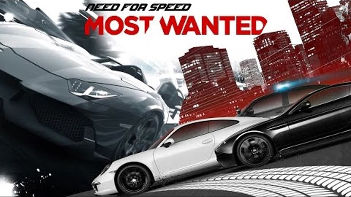 Need for Speed Most Wanted - Ford Mustang GT