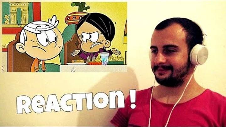 SAVE THE DATE - The Loud House (Episode 15b) (REACTION)