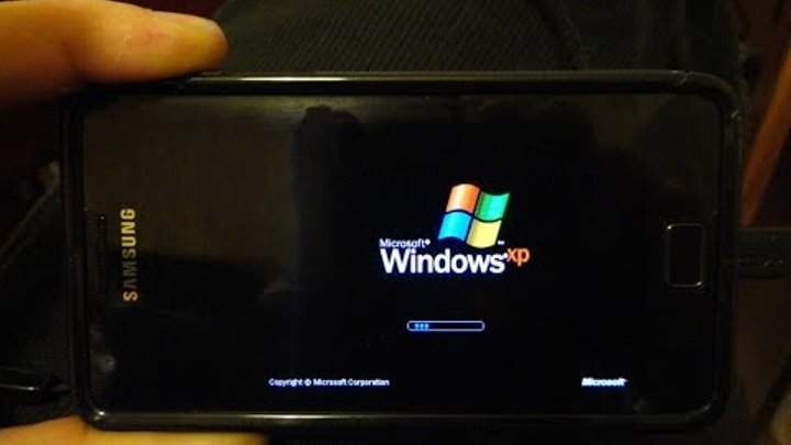 #Как установить Windows на Android телефон, планшет