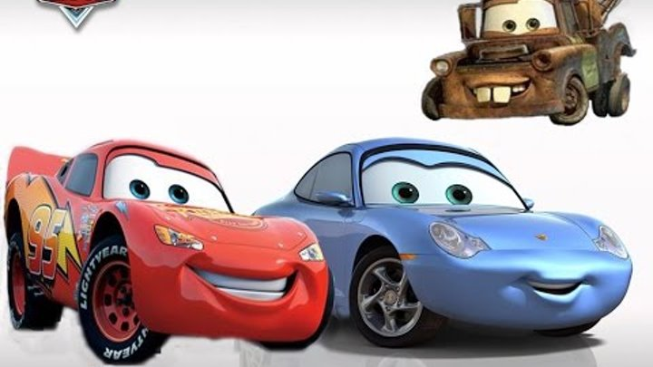 Cars Toon ENGLISH Mater's Tall Tales Maters McQueen kids movie Mater Toons  the cars 3