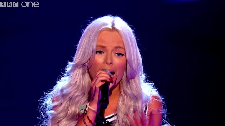 Brooklyn performs 'Super Bass' - The Voice UK 2015׃ Blind Auditions 5 - BBC One