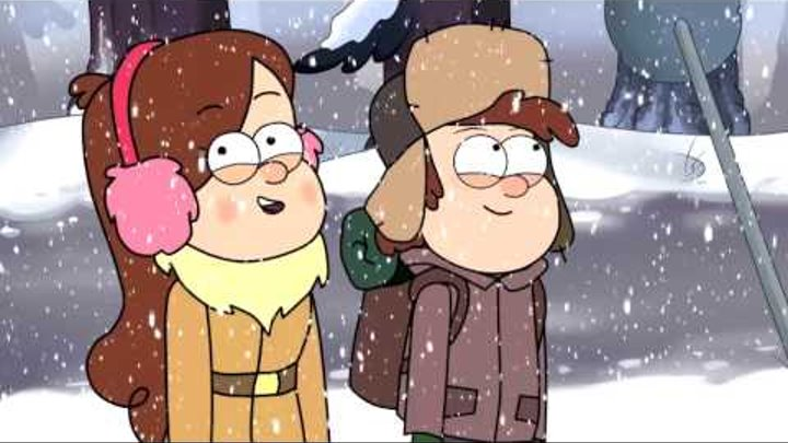 Гравити Фолз 3 сезон 1 серия | Gravity Falls 3 season 1 episode