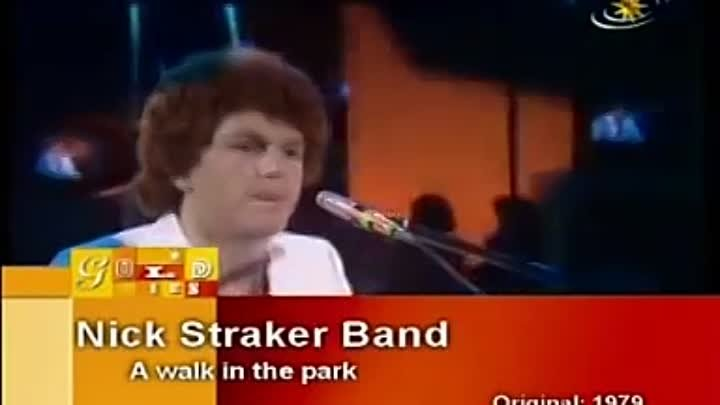 Nick Straker Band - -A Walk In The Park- (1979)