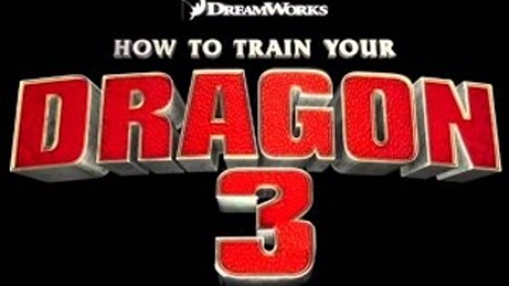How to train your dragon 3 - Official Teaser/Trailer #1 2018 HD In English