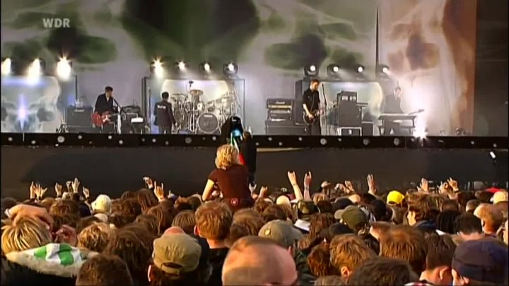 Placebo - Follow The Cops Back Home (Live Rock Am Ring 2006)