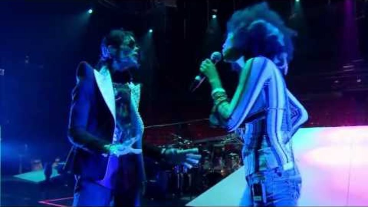 "Michael Jackson & Judith Hill - I Just Can't Stop Loving You (THIS IS IT VERSION) HD ""rehearsal"""