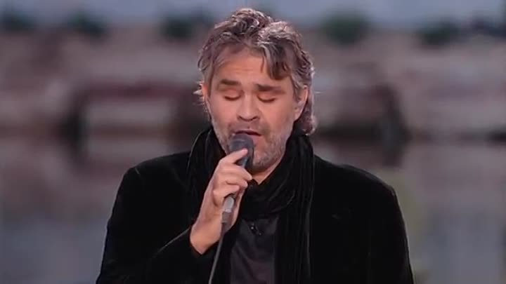 Andrea Bocelli - Besame Mucho - Live From Lake Las Vegas Resort, USA _ 2006  (1)
