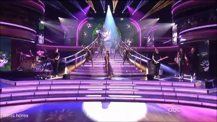 Selena Gomez Come And Get It - Dancing with the Stars the results Live NEW SONG 2013