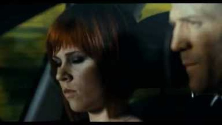 """Transporter 3 clip - I'm Ukrainian, not Russian, we're different people """"here and here"""" !"""