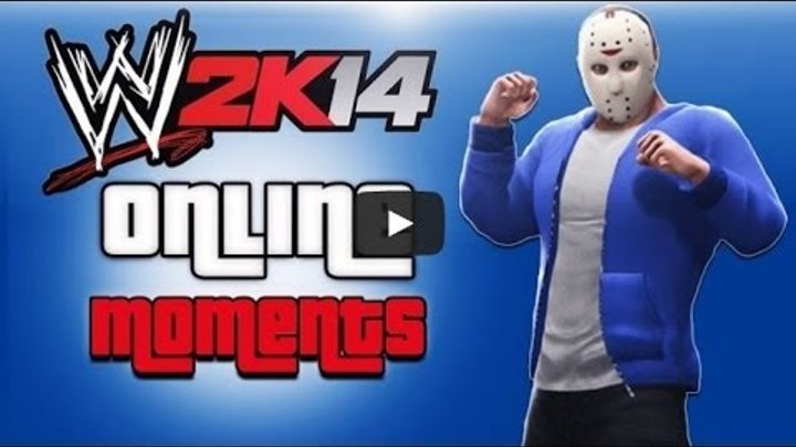 WWE 2K14 - H2O Delirious и Basically против Nogla и Lui