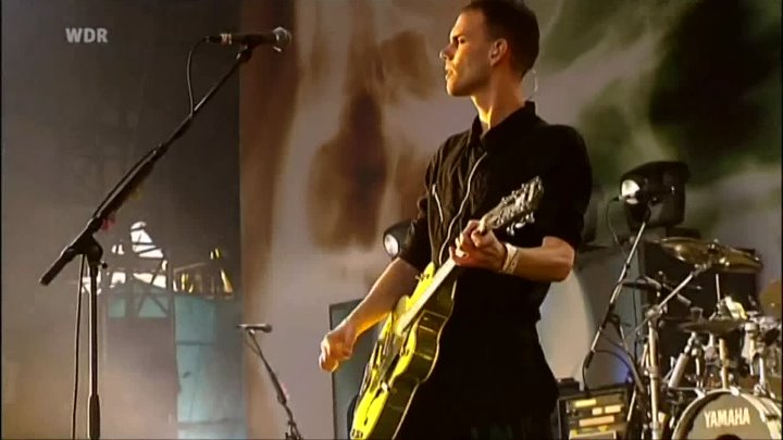 Placebo - Song To Say Goodbye (Live Rock Am Ring 2006)