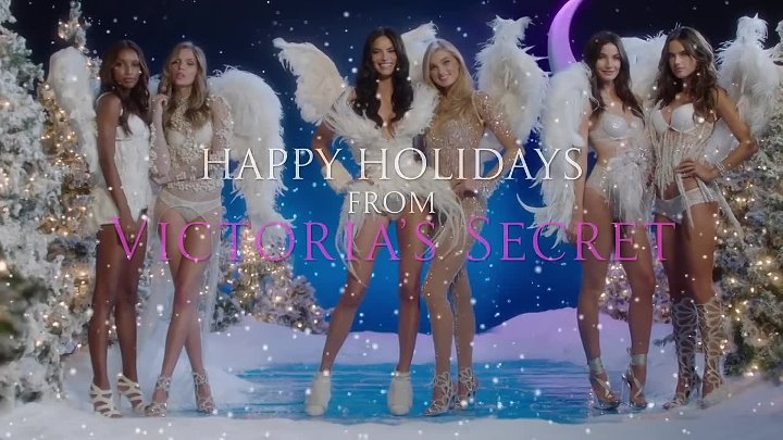 Santa Baby- Victoria's Secret Holiday 2016