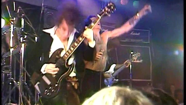 AC / DC - Bad Boy Boogie (Rock Goes To College BBC2 Colchester England 28 October 1978)