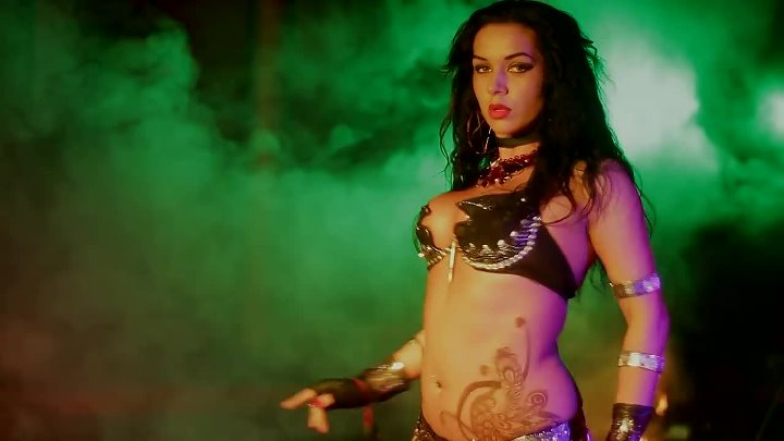 Diаnа Ваstеt Metal Belly Dance. Lamb of God Walk with me in hell