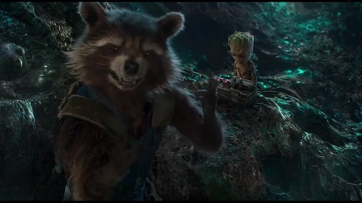 4К GUARDIANS OF THE GALAXY 2 Trailer 2 (2017)