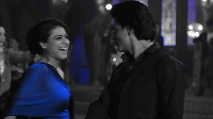 Dilwale - Making of Janam Janam - Kajol, Shah Rukh Khan - A Rohit Shetty Film