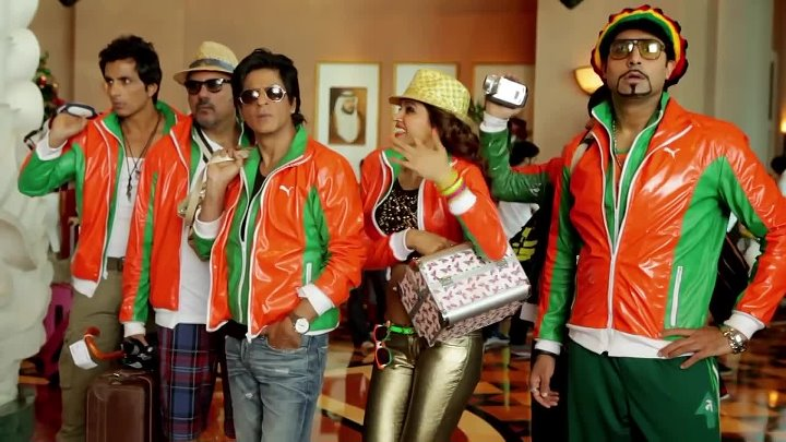 Making of Happy New Year - Deepika Padukone, Shah Rukh Khan, Abhishek Bachchan, Sonu Sood