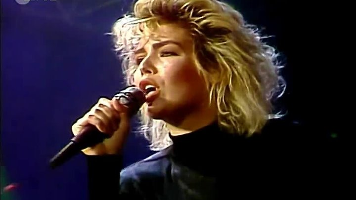 Kim Wilde- You keep me hanging on (Peters pop show1986)