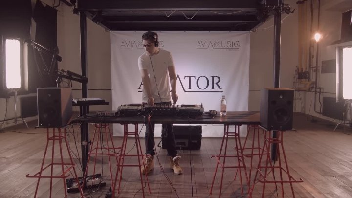AVIATOR - ON LIVE! 19.12.2016 (promodj.com) (1)
